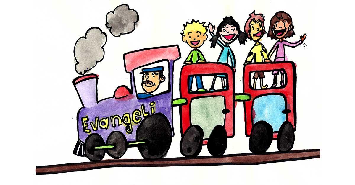 El tren de l'evangeli